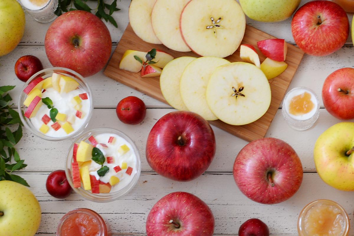 りんごで美肌に!1日1個の「青森りんご」で美肌を手に入れよう