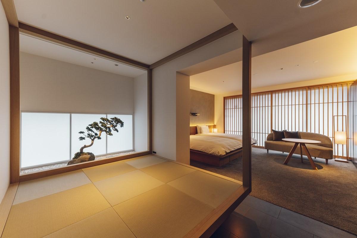 『nol kyoto sanjo』Tsuboniwa Suite