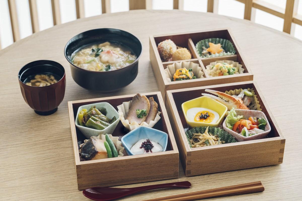 『nol kyoto sanjo』和食モーニング