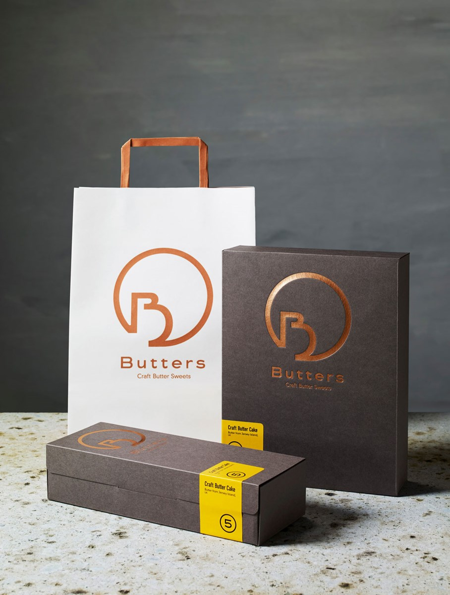 『Butters』外箱