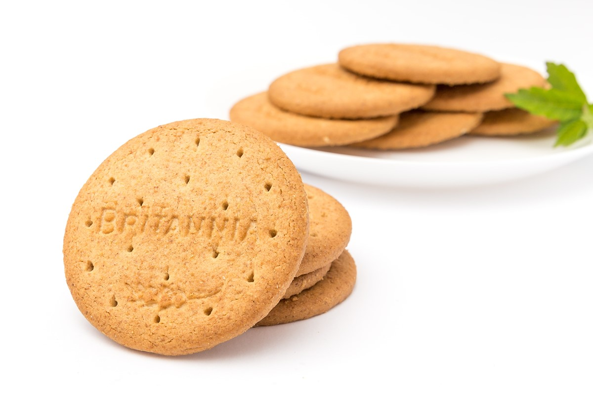 長持ちなクッキーなどのお菓子