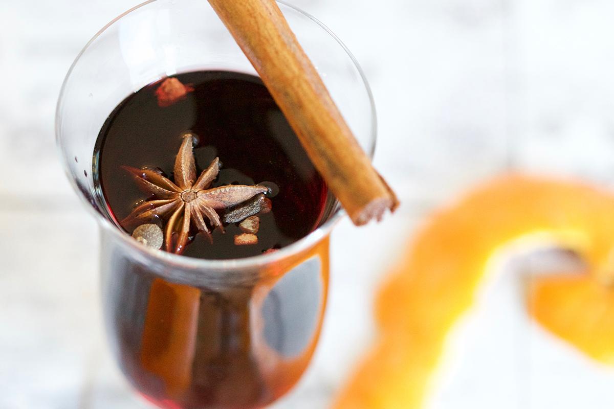 ワインを暖かくして飲むメリット