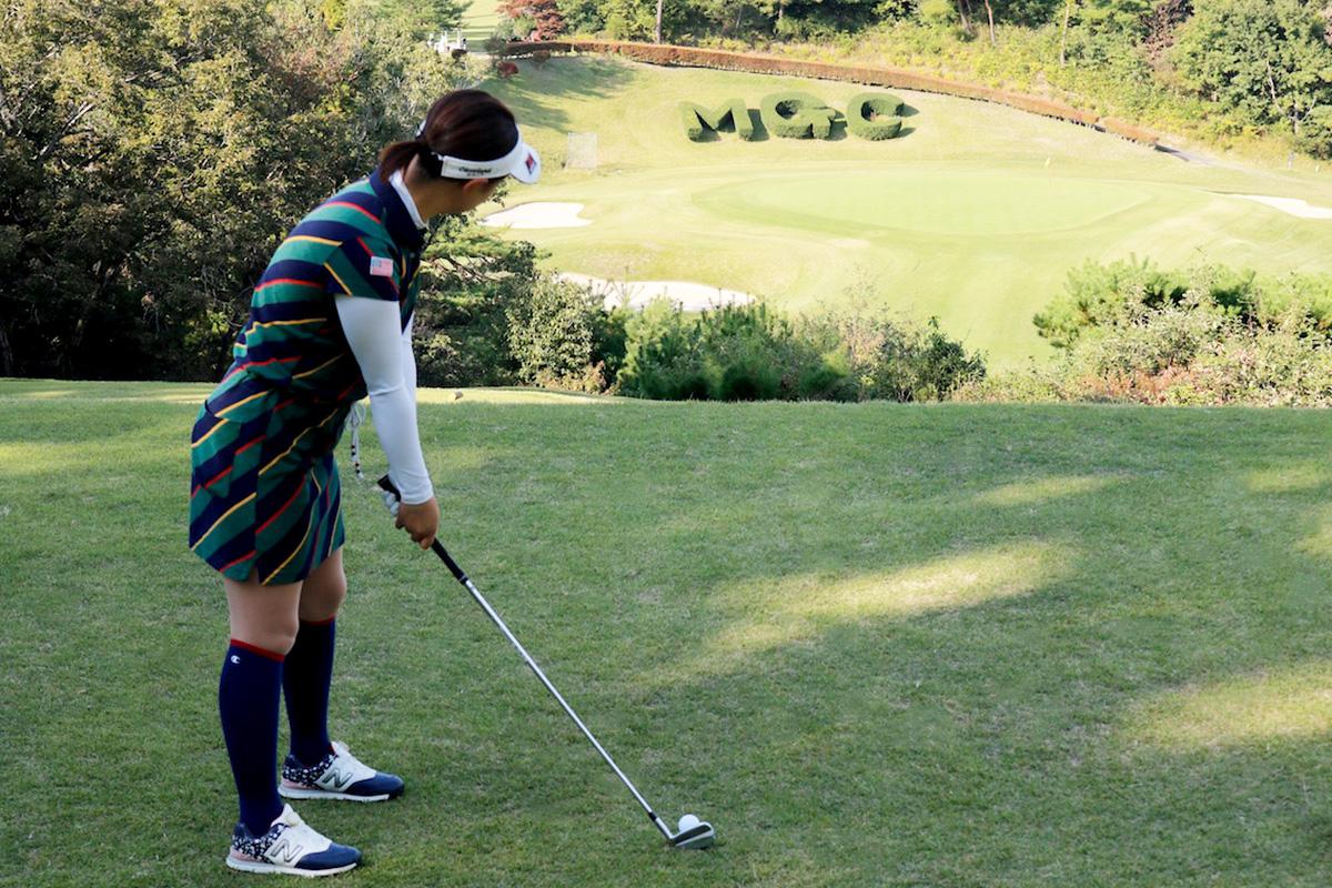 ゴルフコース3番