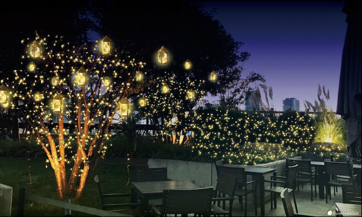 グランフロント大阪2020年クリスマス装飾