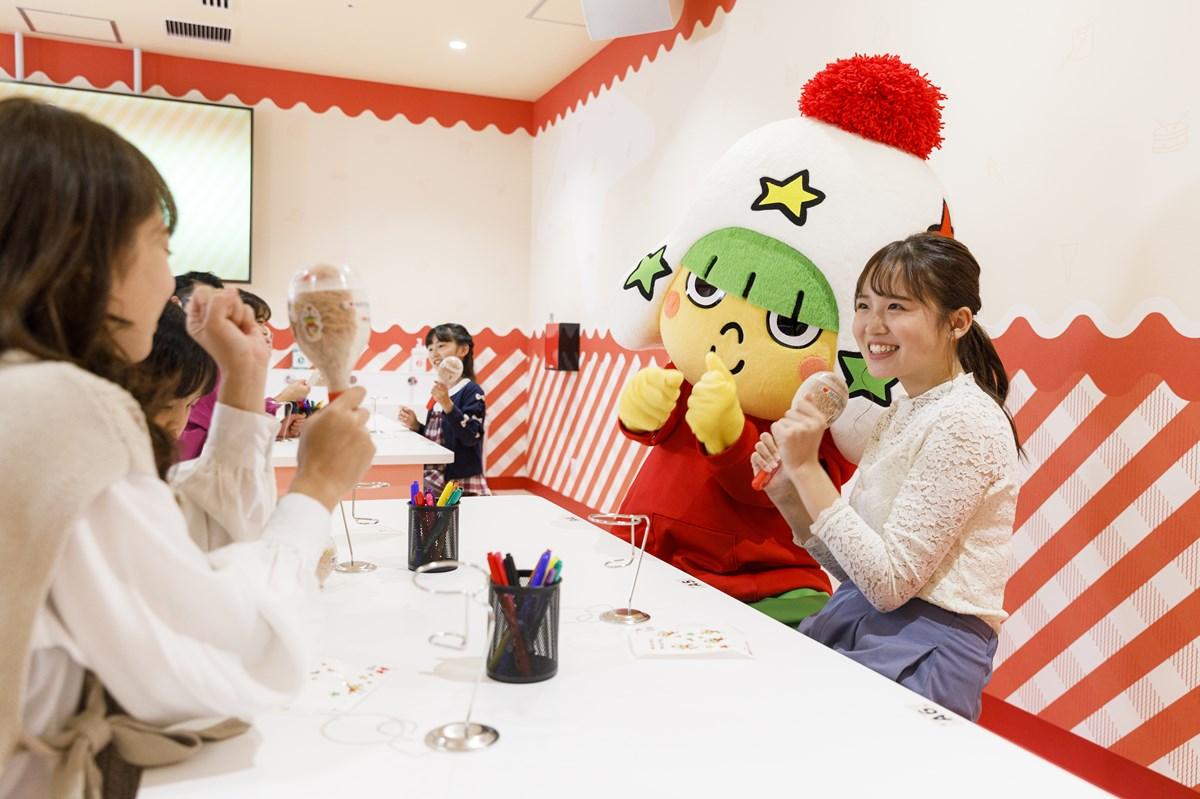 《大阪に誕生》ベビースターラーメン都市型テーマパーク『リトルおやつタウンNamba』