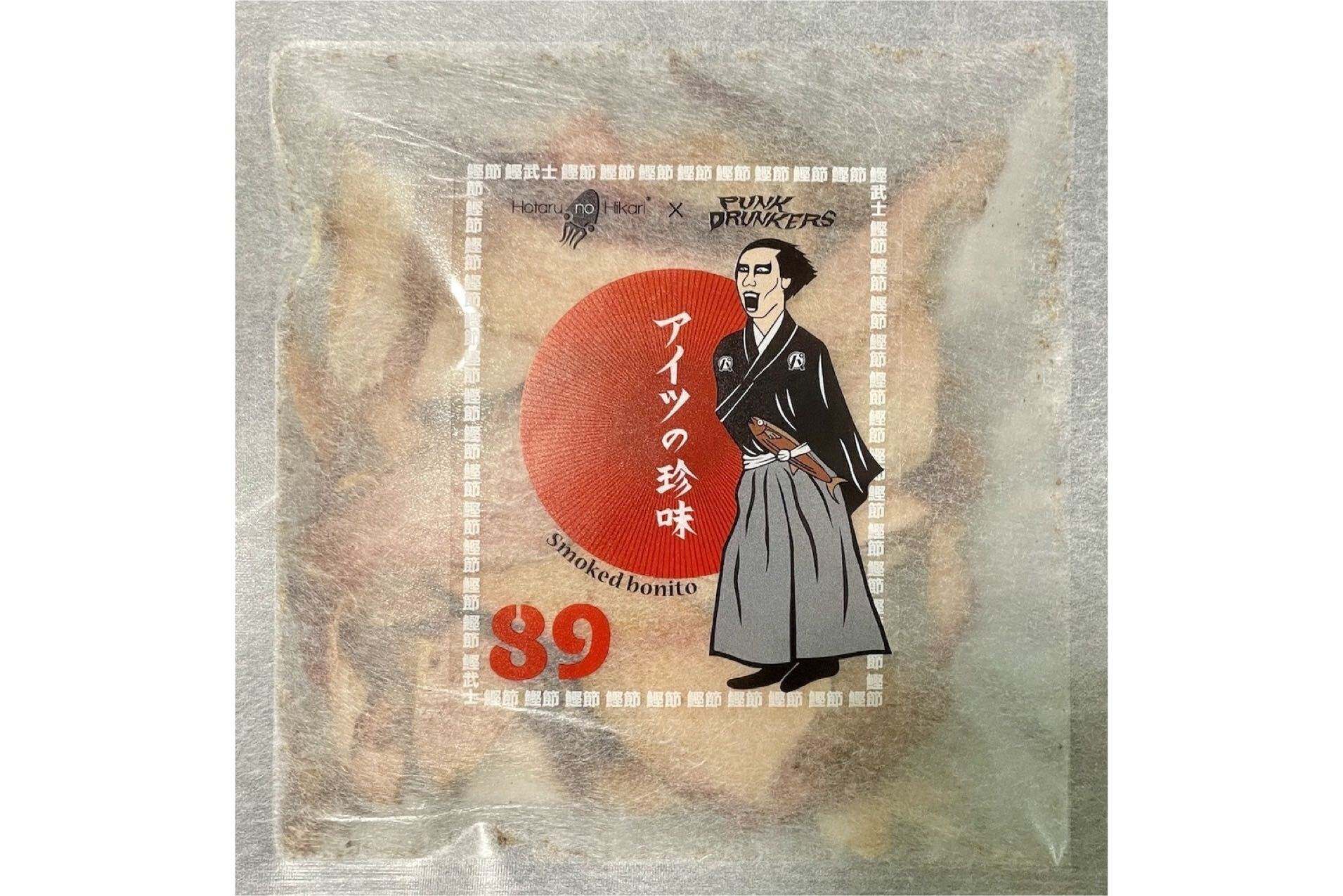 ホタルノヒカリ5周年、大丸心斎橋店オープン記念コラボ商品