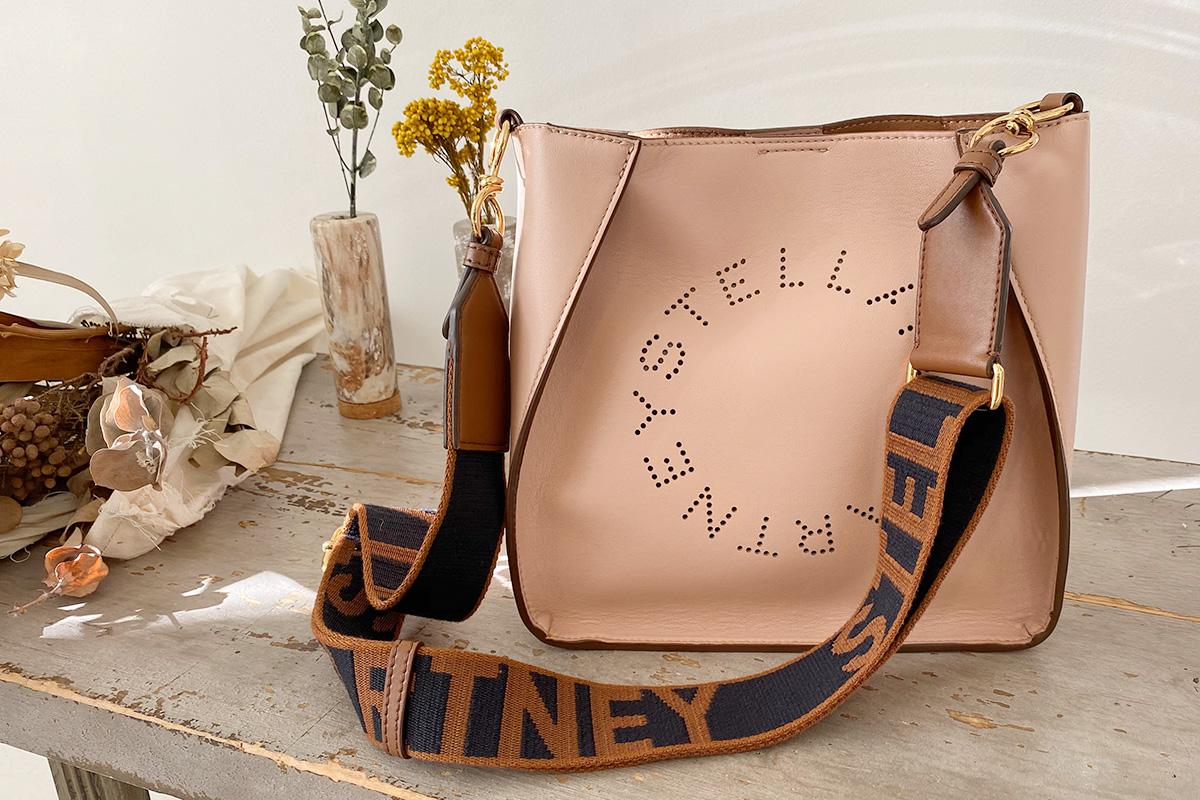 ステラ マッカートニーのミニバッグ