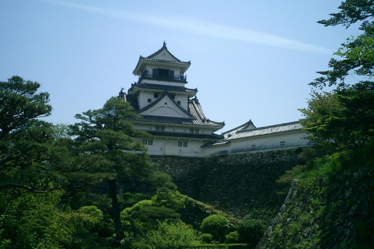 高知城(高知県)