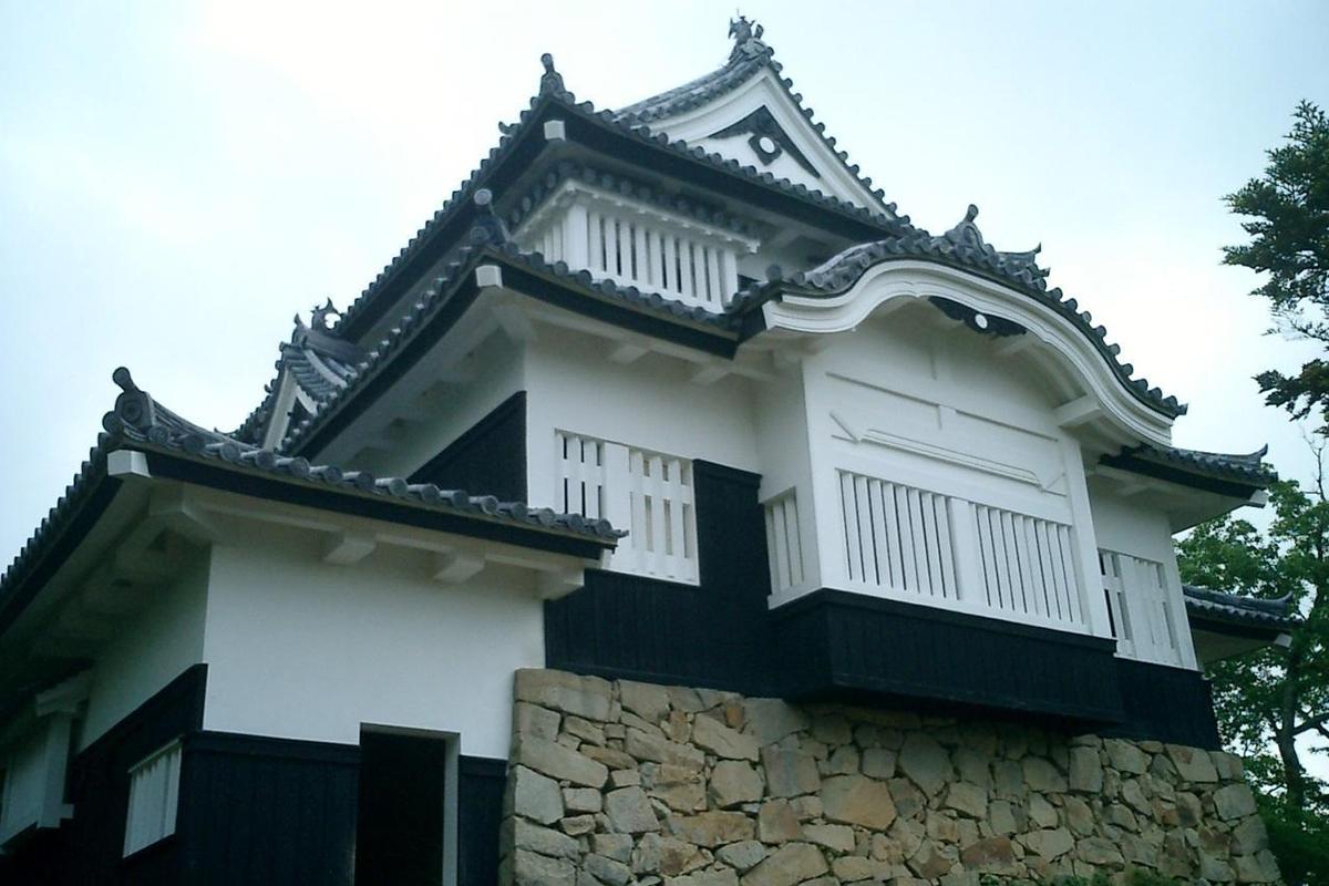 備中松山城(岡山県)