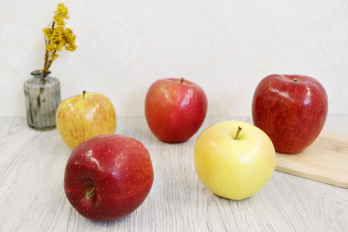 青森りんごの人気4種類を食べ比べ!食感・甘味・酸味の違いを比較