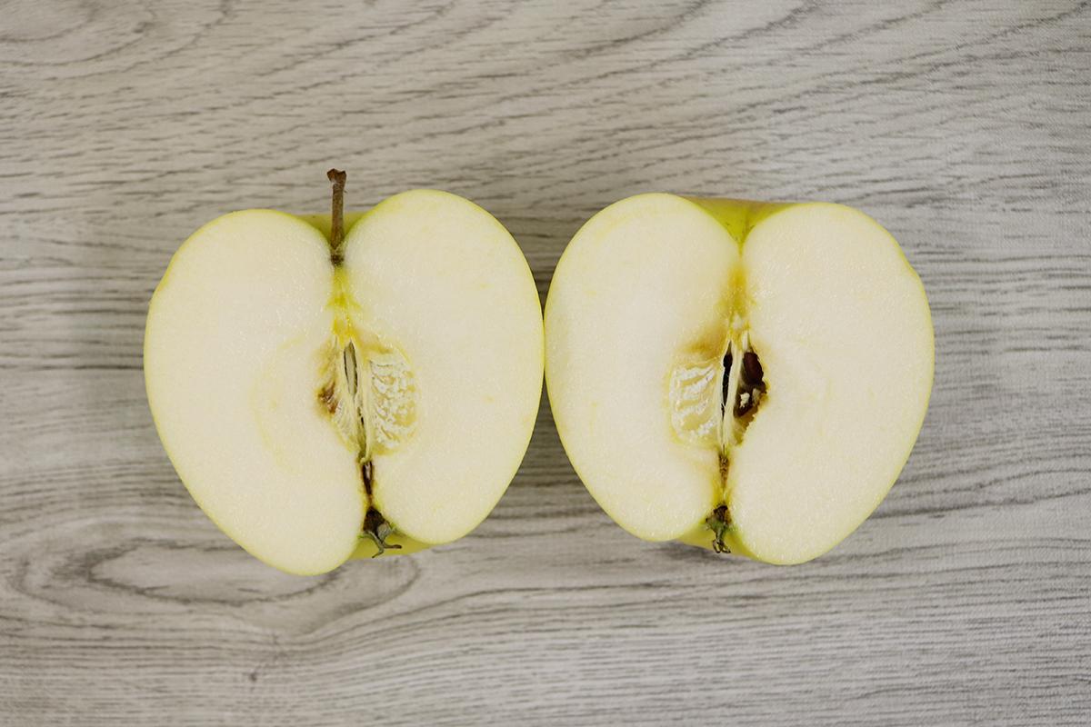 青森りんごトキ半分