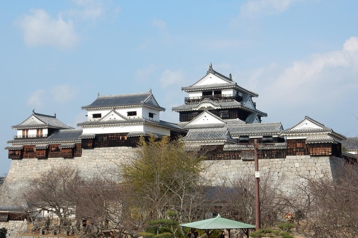 伊予松山城(愛媛県)