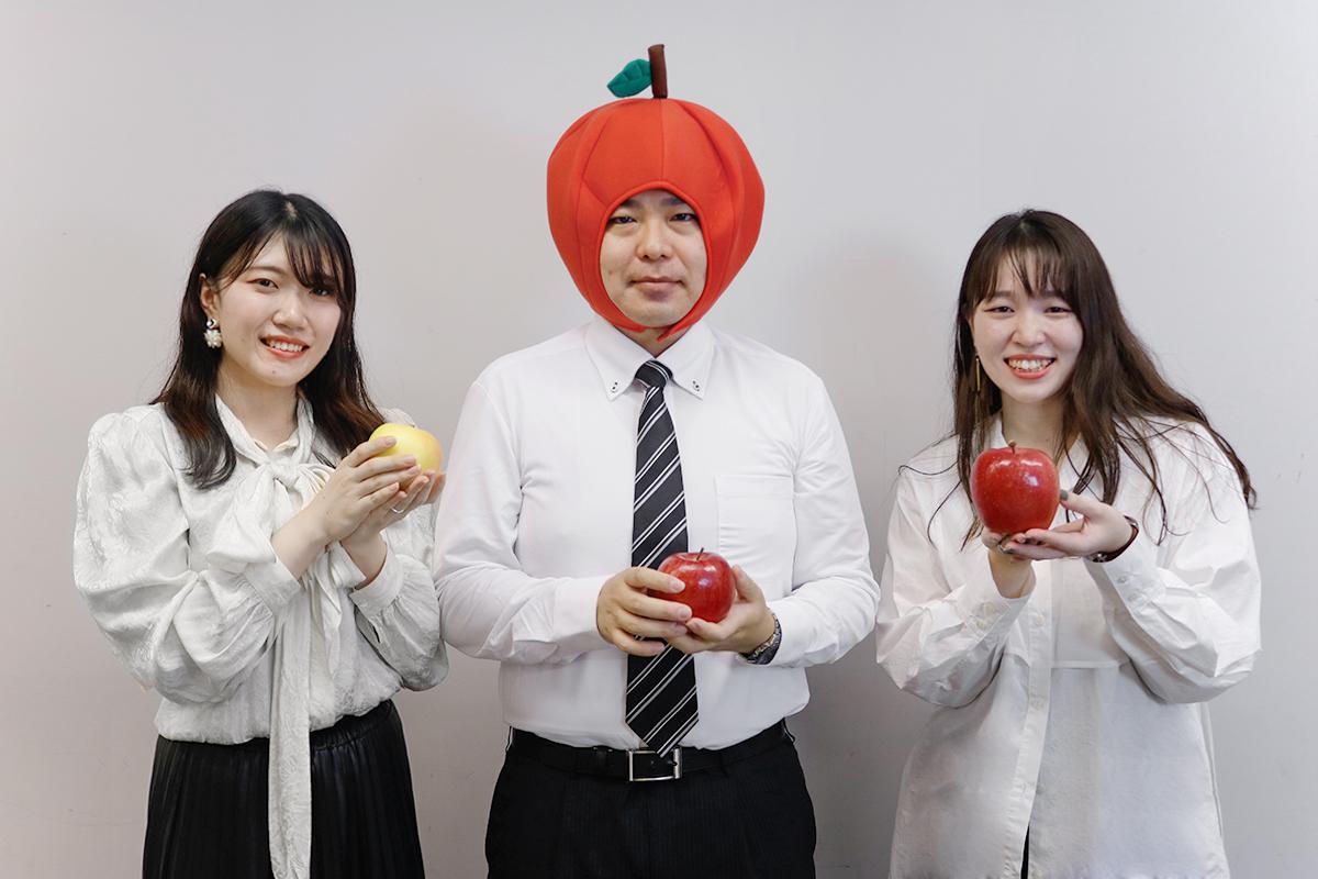 青森りんご座談会参加者