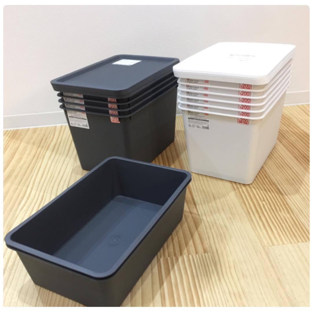 『ダイソー』のボックス活用例