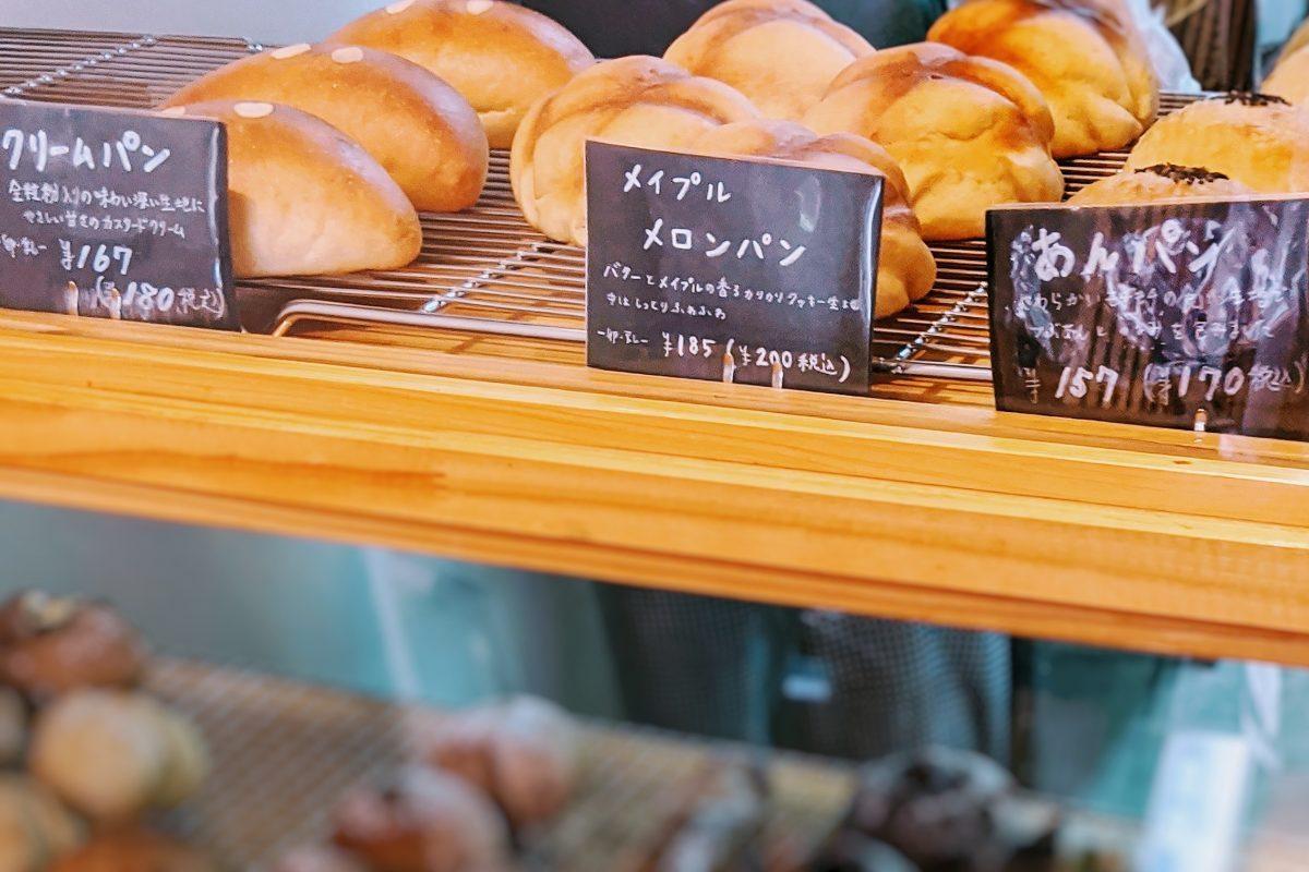 麦道菓子パン