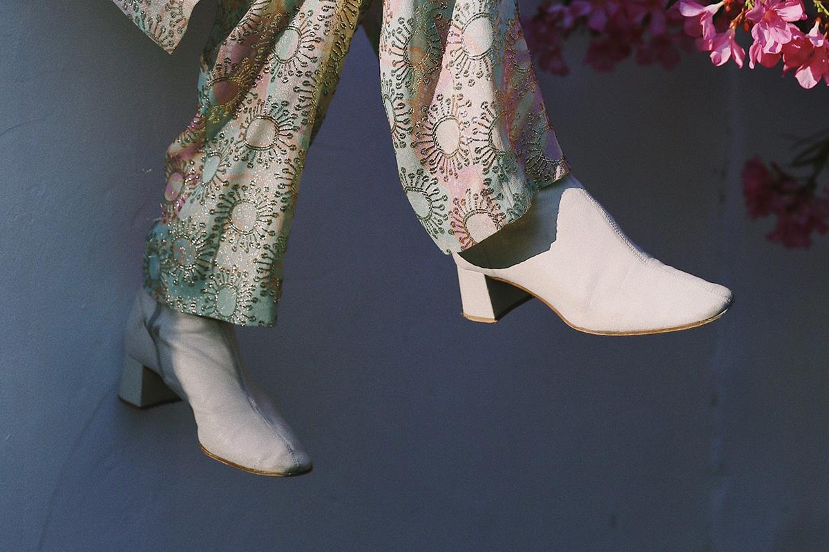 ブーツのニオイ対策