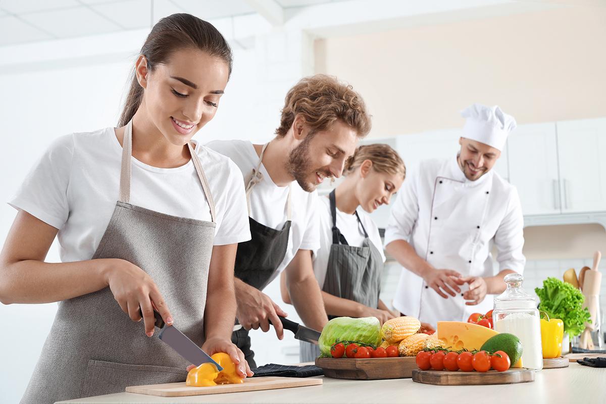 習い事の料理