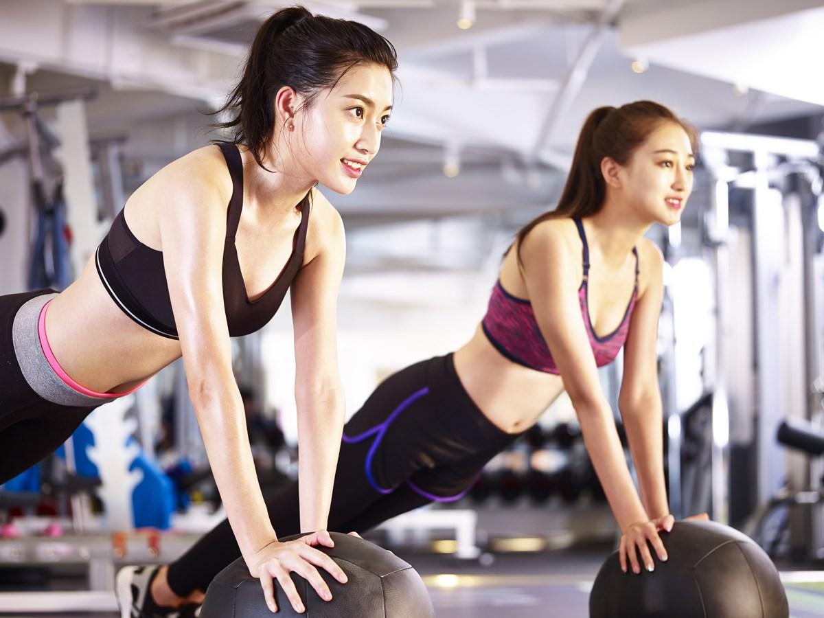 体幹を鍛えるメリットとは?効果的なトレーニング方法も紹介