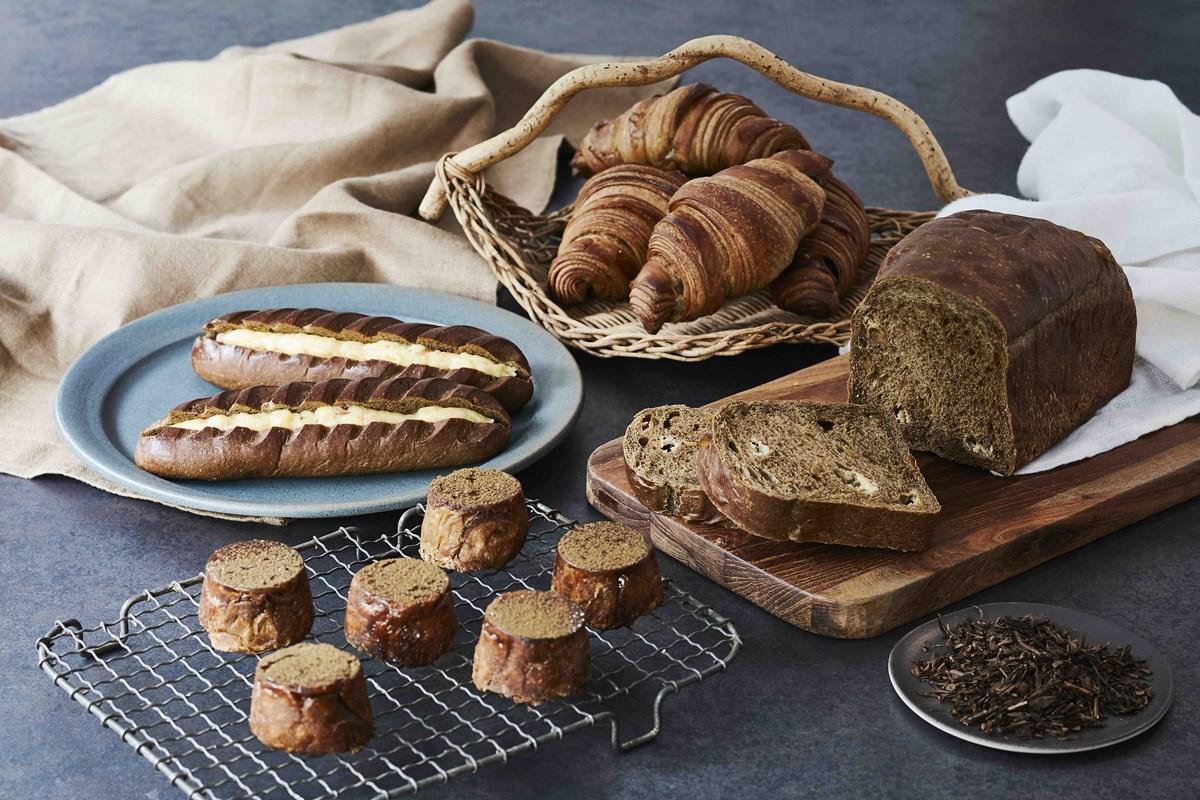 『中村藤吉本店』のほうじ茶をパンで!人気ブーランジェリーに冬の新作登場