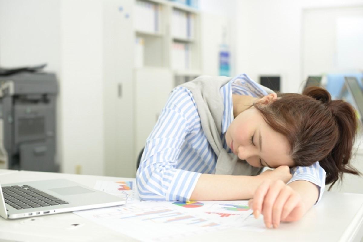 短時間の仮眠も効果的