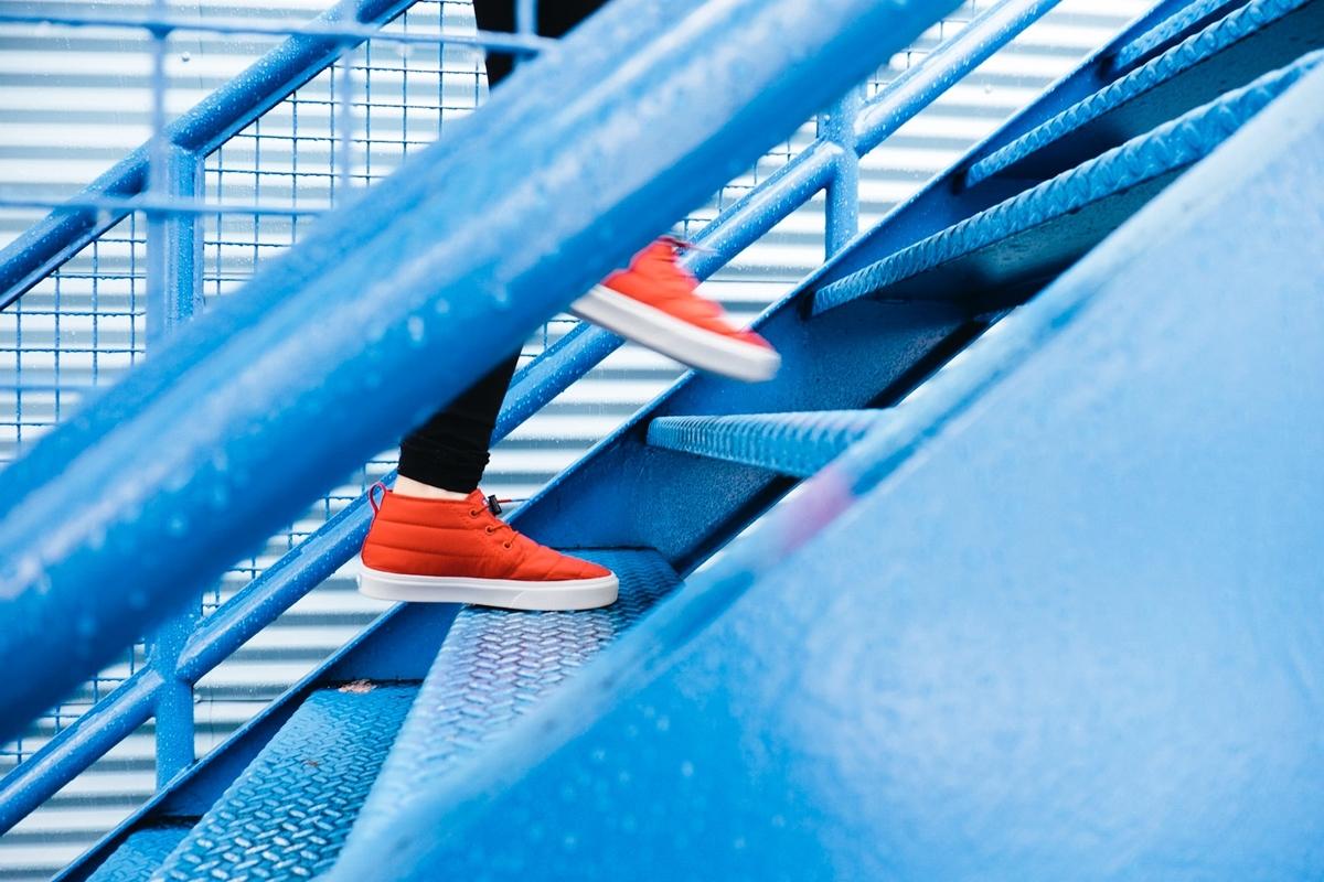 生活の中の運動量を増やす