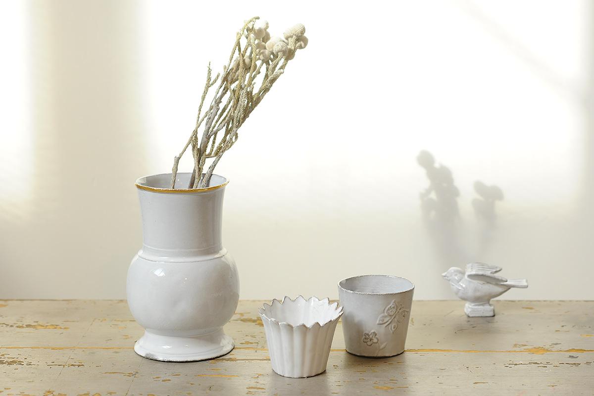 まるで彫刻…パリ生まれの白い陶器『アスティエ・ド・ヴィラット』/30代からの名品vol.4
