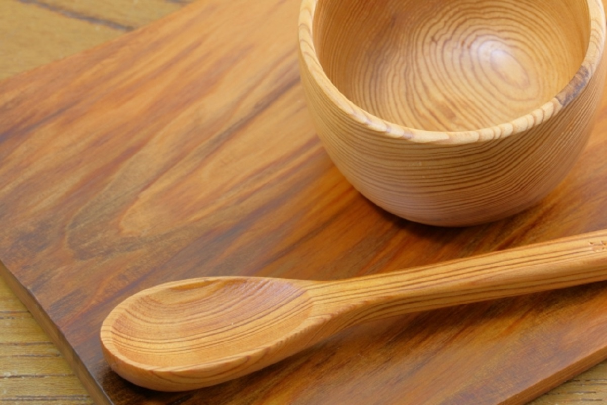木のスプーンや器が可愛い!天然素材ならではのよさや簡単お手入れ方法とは