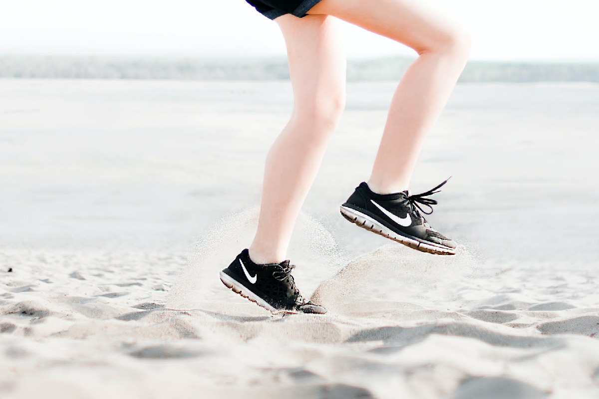 runwoman