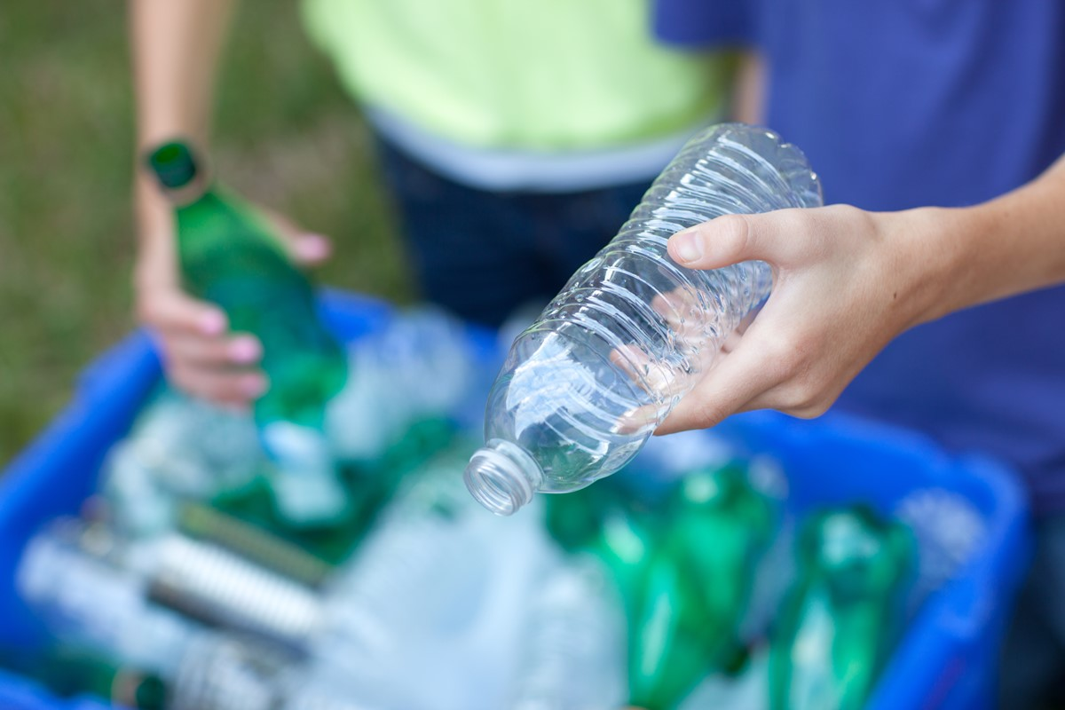 プラスチックフリーとリサイクル