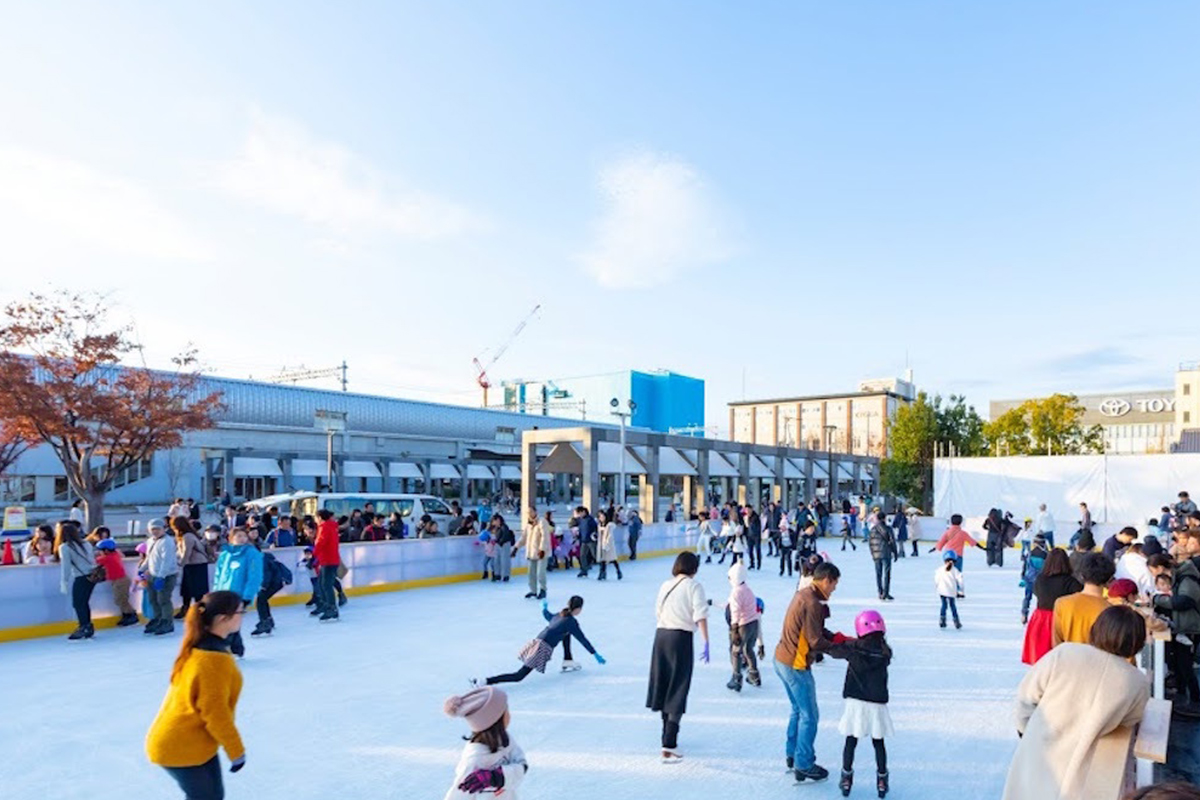 【2021】大阪周辺の人気「アイススケート場」厳選5選