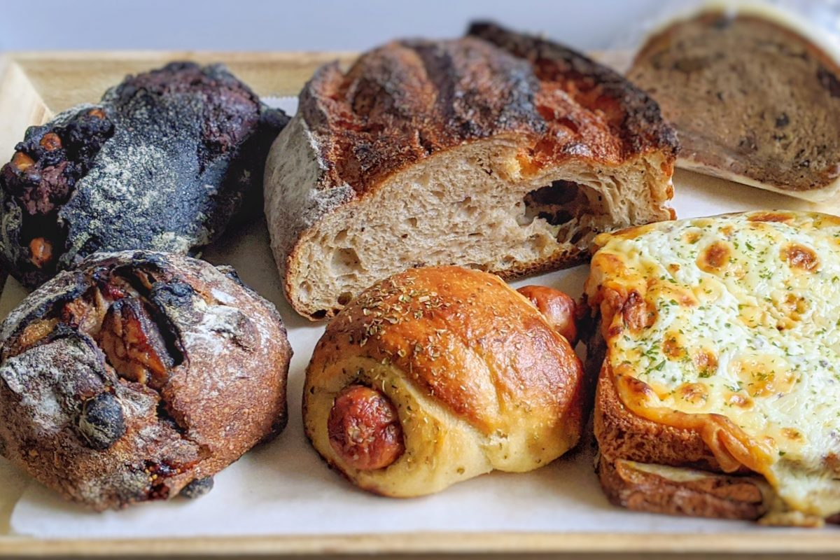 【甲子園口】『Marumeri BREAD』天然酵母パンの生地の旨味を噛みしめる