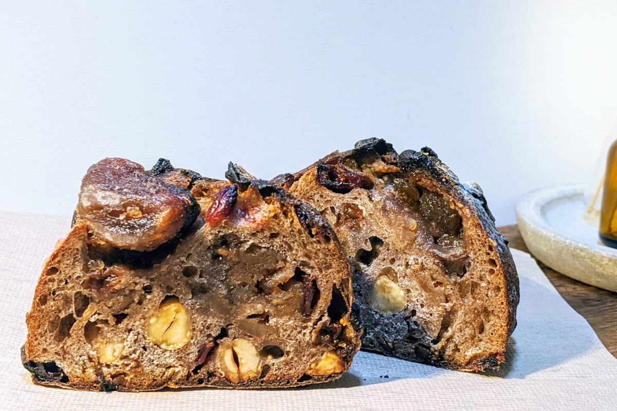 マルメリブレッドマロングラッセのパン