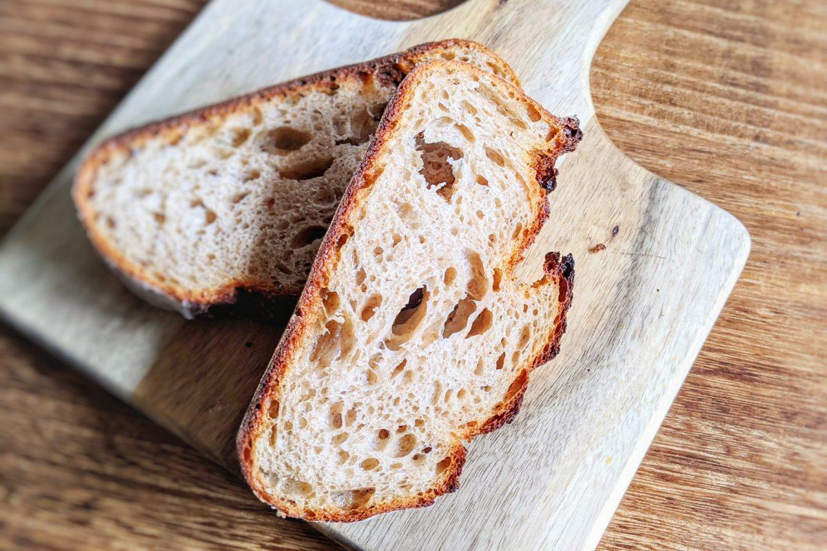 マルメリブレッド有機小麦カンパーニュ