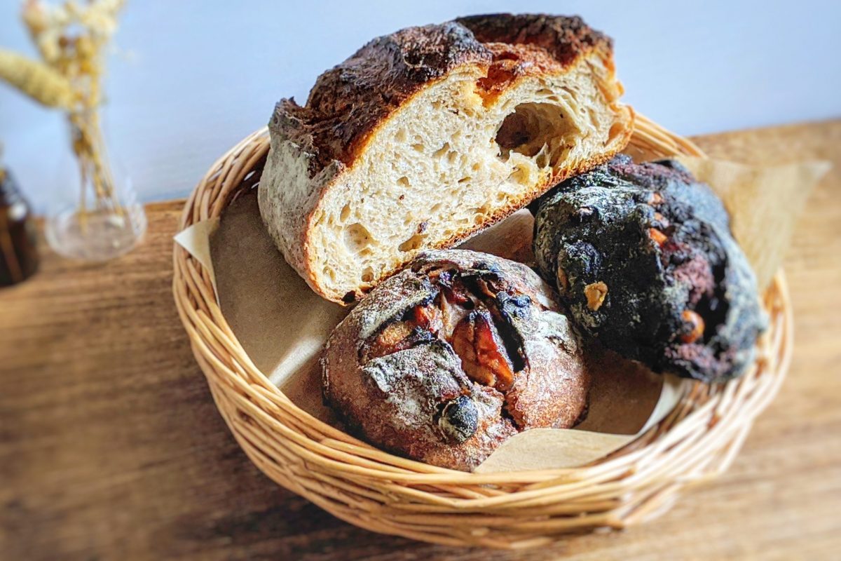 marumeribreadハードパン