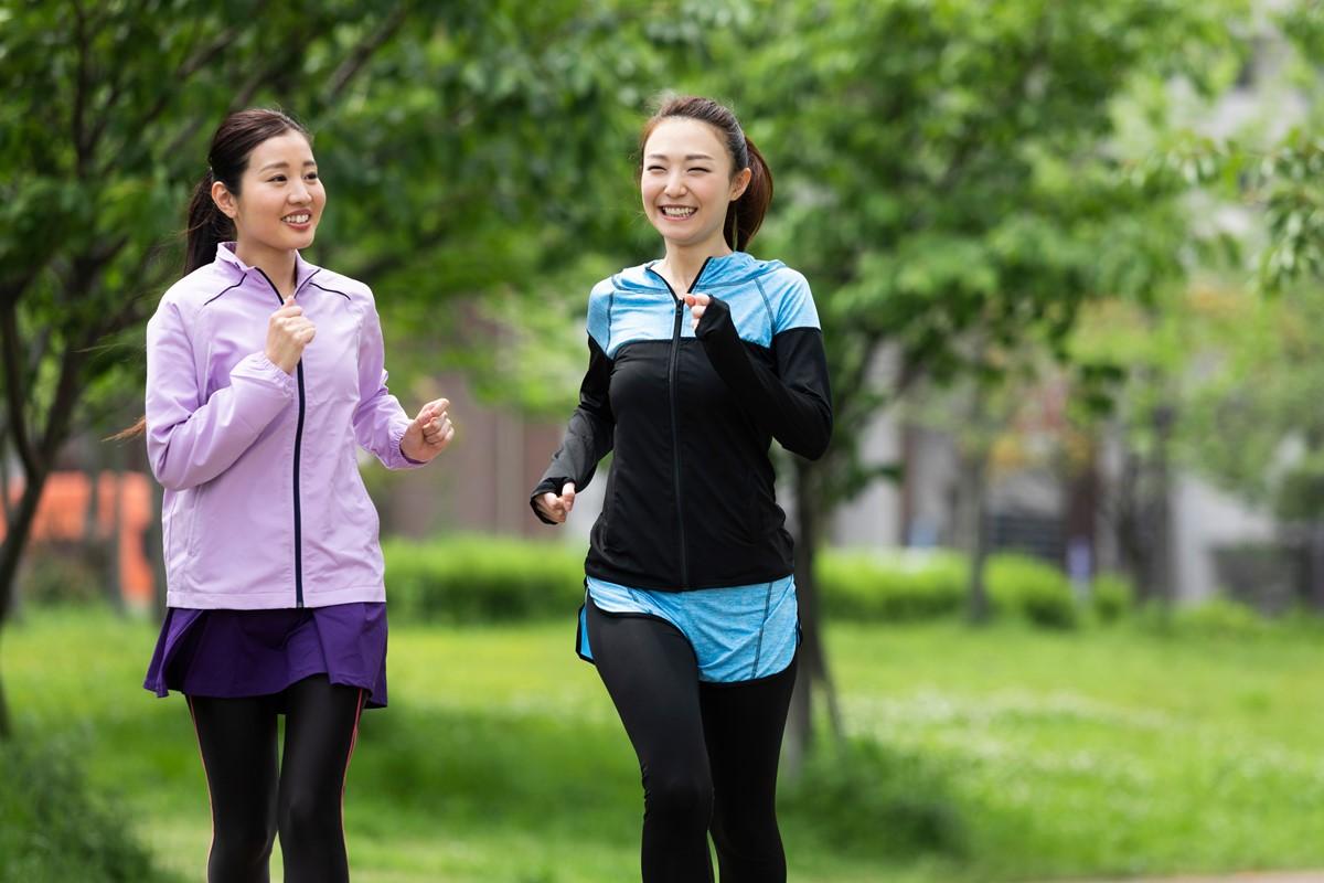 有酸素運動のジョギングでダイエット
