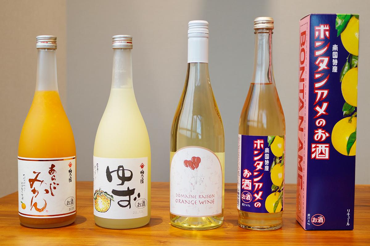 日本酒店のお酒