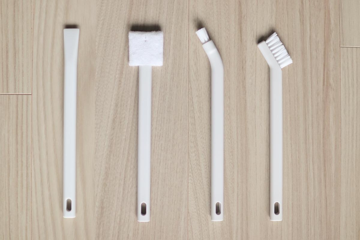 無印良品の「隙間掃除シリーズ」で掃除をもっと簡単・便利に!