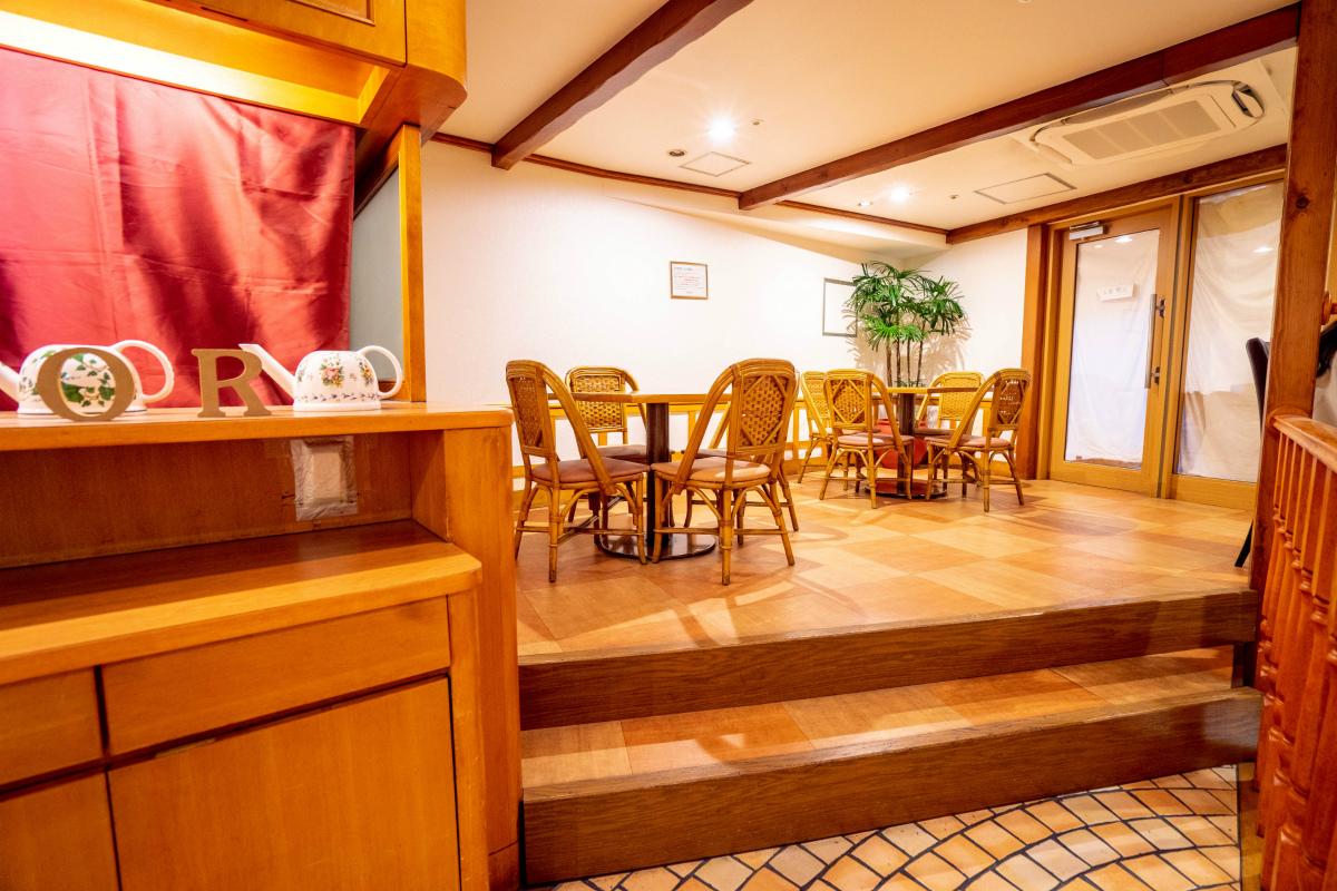 2Fカフェスペース