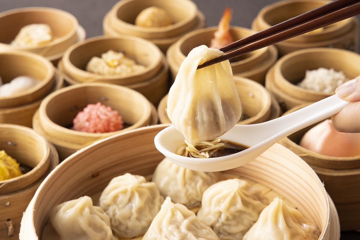 【関西初登場】大阪で台湾料理食べ放題!心斎橋に「點心甜心」オープン