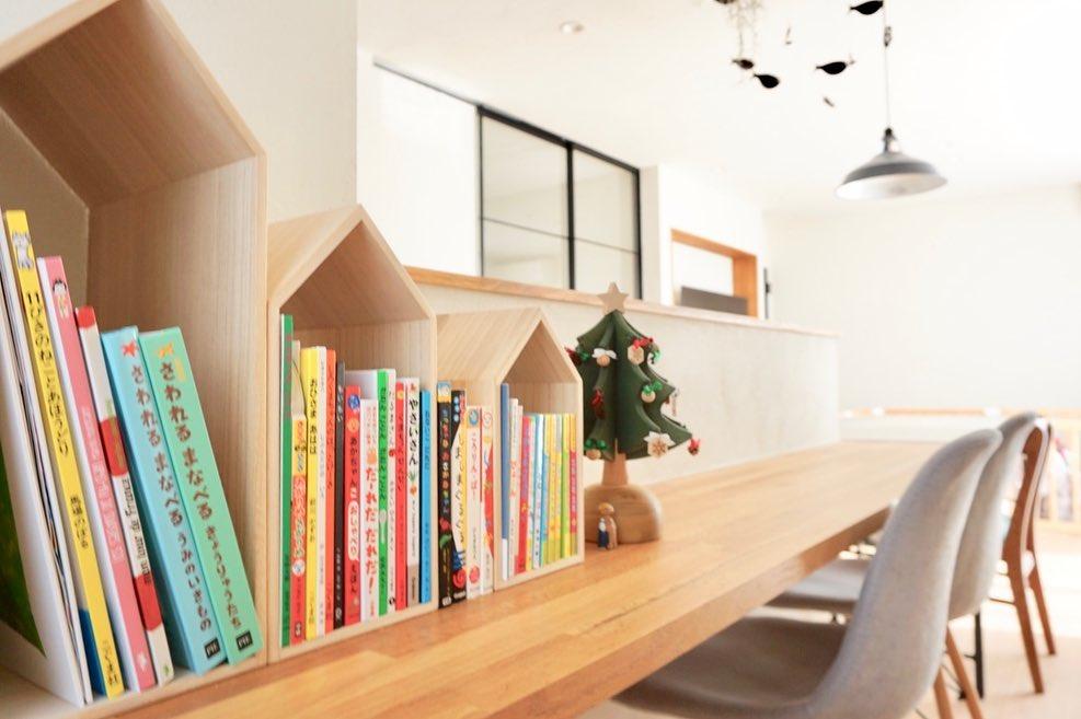 おすすめの本収納グッズ_増田桐箱店の本の家