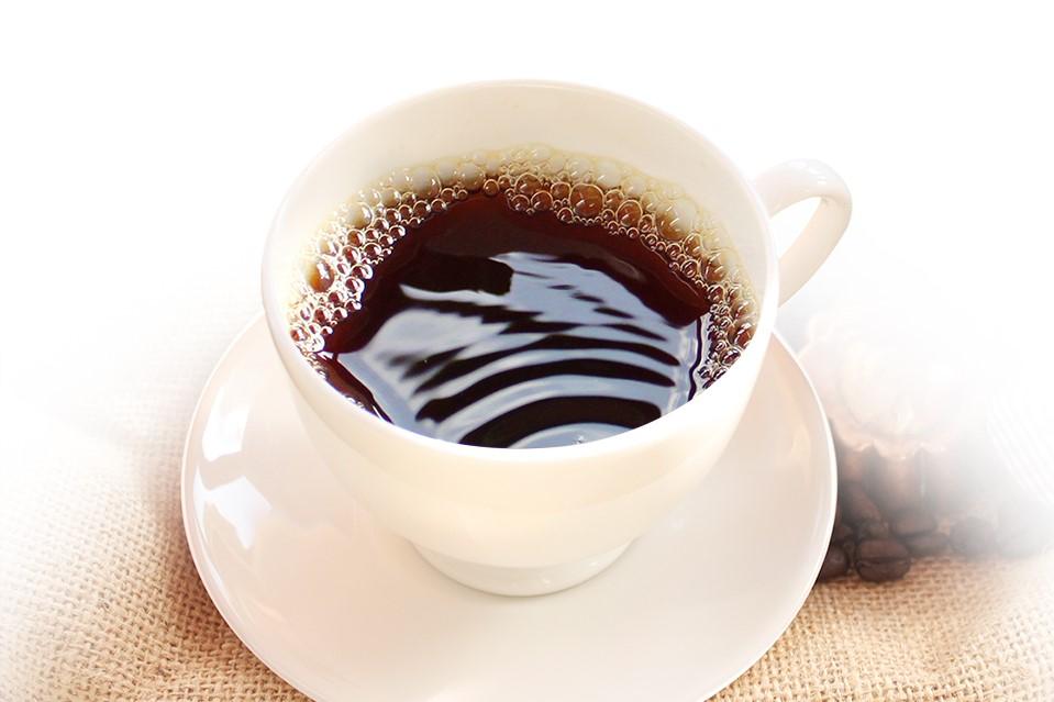 デリチュースカフェホワイティうめだ店がヒロコーヒーと初コラボしたコーヒー