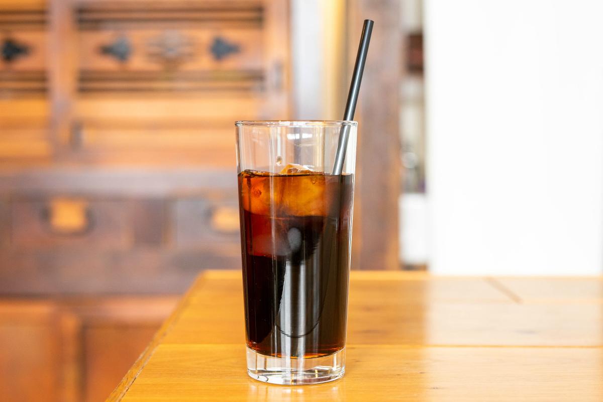 無農薬水出しコーヒー