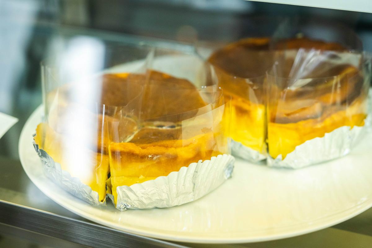 濃厚3種のチーズケーキ