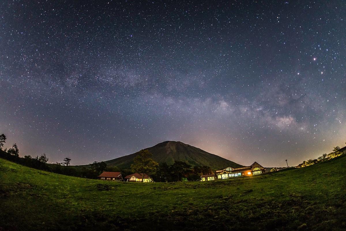 鳥取県の美しい星空