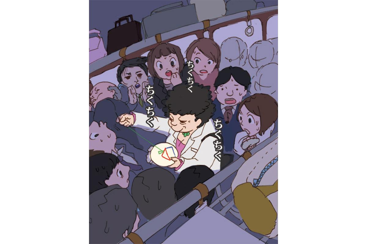 思わず二度見!読者投稿「通勤で見かけたヘンな人」8選【Reader's Voice vol.49】