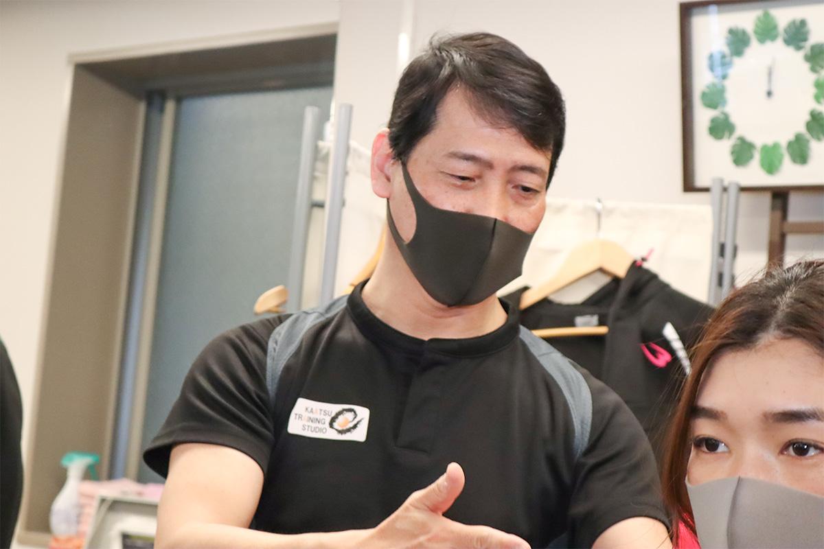 大阪梅田の有名トレーナー
