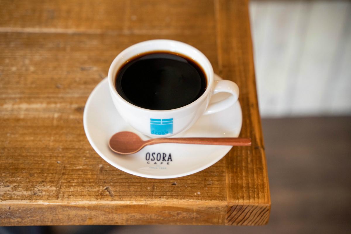 OSORAのハウスブレンドコーヒー
