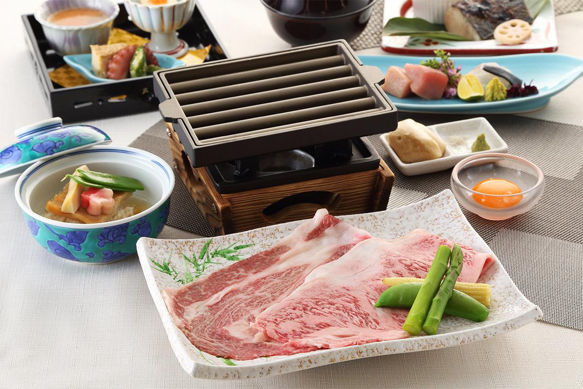 【嵐山】亀岡牛と神戸牛を食べ比べ!肉女子必食ディナー付き宿泊プラン誕生
