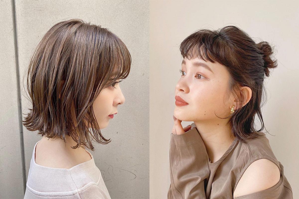 もう失敗しない!前髪の巻き方とコテ使いのポイントを元美容師が解説