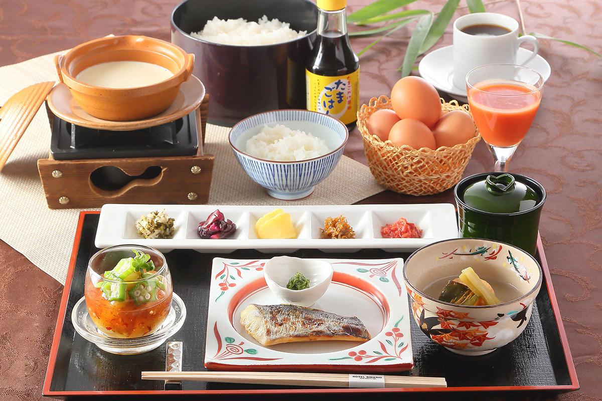 京を味わう朝ごはん